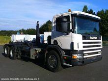 Used Scania in Bréal