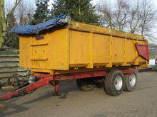 Kipper 12 Ton Kiepwagen