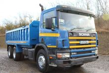 2001 Scania 94 260
