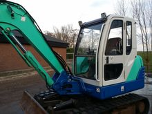 Used 1997 IHI 55 in