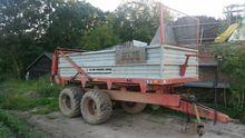 schuitenmaker 9000 kg