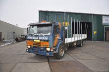 Used 1993 Scania P93