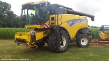 Used 2010 Holland CX