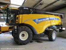 Used 2015 Holland CX