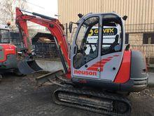 Used 2008 Neuson 350