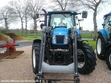 2012 New Holland T6.120 ELECTRO