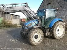 2012 New Holland T5.105 DUAL CO