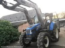 2013 New Holland T5 95 ELECTRO