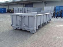 Gemakbak afzetcontainers