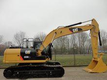 2016 Caterpillar 323DL unused 2