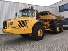 Used 2007 Volvo A35D