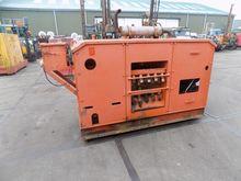 Used hydraulik aggre