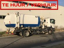 Scania VERHUUR VUILNISWAGENS Ha