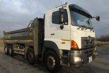 Used 2012 Hino 3241