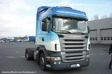 Used Scania R 420 HI