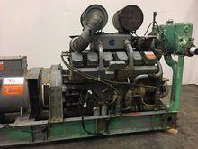 1981 Cummins KTA 38 M generator