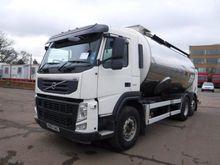 2010 Volvo FM11.450 Milk Tanker