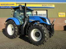 2017 New Holland T6.180