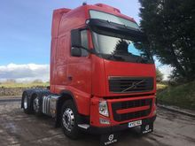 2012 Volvo FH 540