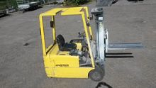 Used Hyster hyster 1