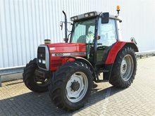 Used 1995 Mf 6150 Dy