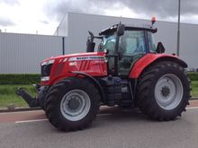 Used 2014 Mf 7620 Dy