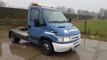 2005 Iveco be trekker daily be