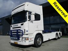 Used 2008 Scania R62