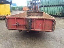 Gemakbak 6,5 m3 containers