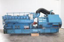 Used 1984 MTU 16 V 3