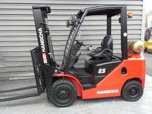 2011 Hangcha XF25G (Gasheftruck