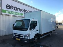 2006 Mitsubishi Canter 3C13 Box