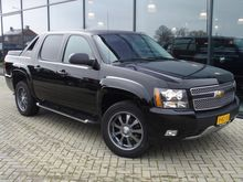 2010 Chevrolet Avalanche 5.3 AW