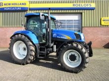 Used 2007 Holland T6