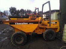 Used Thwaites 7000 i