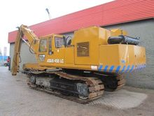 1994 JCB JS 450LC pile machine