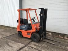 Used Toyota 4FG18 He