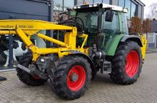 2003 Fendt 380 GTA Turbo + Herd