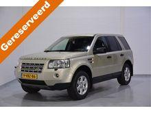 2009 Land Rover Freelander 2.2