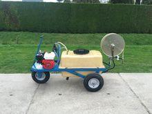 Weterings Spuitwagen