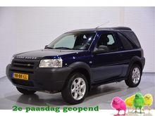 2002 Land Rover Freelander Hard