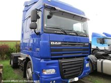 Used DAF XF105 in Fo