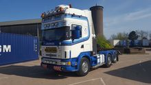 Used 2001 Scania R16