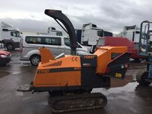 2015 Forst TR6 Tracked Wood Chi