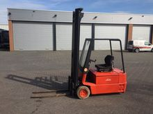 Used Linde E16 in Ha
