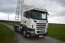 Used 2012 Scania 6X2