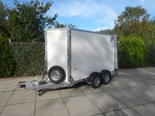 Ifor Williams Bv105 gesloten aa