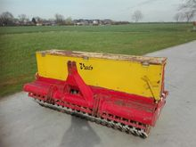 Used Vredo doorzaaim