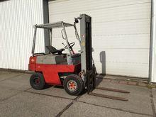 Linde H25D Diesel Heftruck 3de