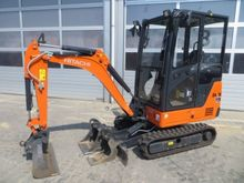 Used 2017 Hitachi ZX
